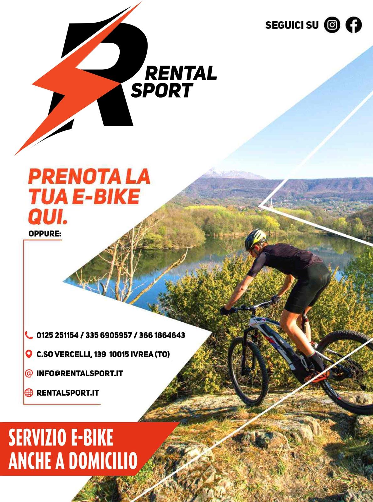 Rental Sport - Noleggia l'attrezzatura per lo sport che preferisci